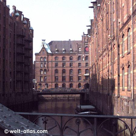 """""""Speicherstadt"""" Hamburg"""