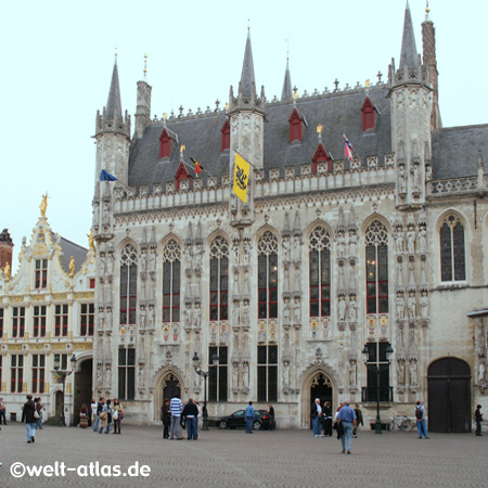 City Hall, Bruges, Flanders