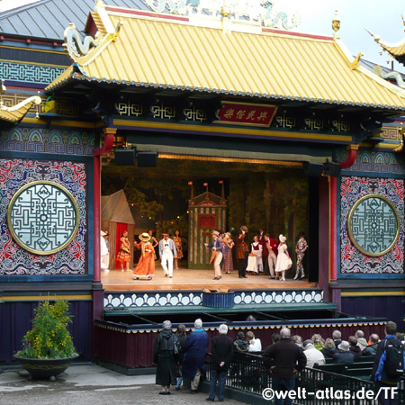 Pantomime Theatre, Tivoli Gardens (only in summer)
