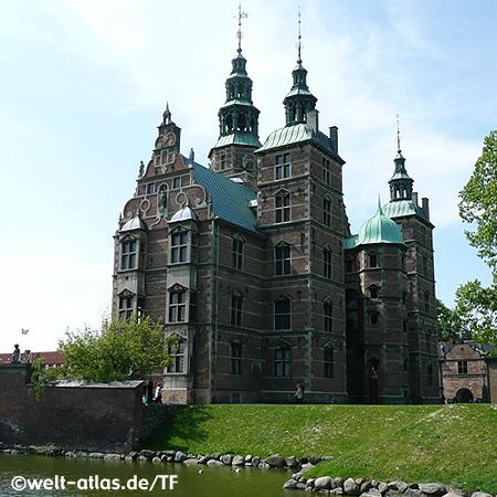 Rosenborg Castle, museum