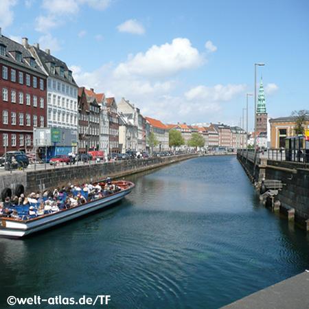 Gammel Strand, Nyhavn, Port, Copenhagen