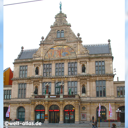 Theaterrestaurant, Gent, Flandern, Belgien