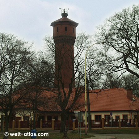 Swinoujscie, Swinemünde, Poland