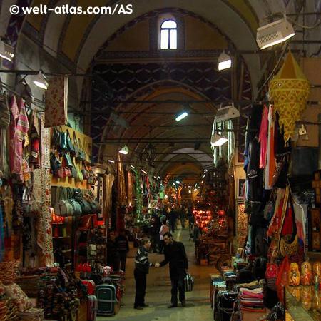 grand bazar, Istanbul