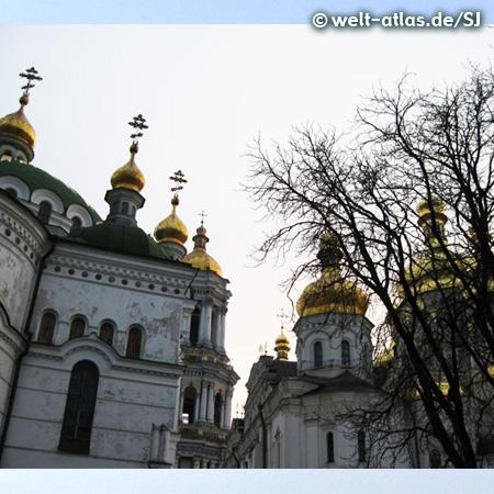 Kiew-Pecherskaya Lavra, Klosterbezirk Pecherska, Kiew