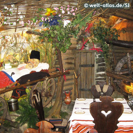 Ukrainian Restaurant, traditional Ukrainian Cuisine