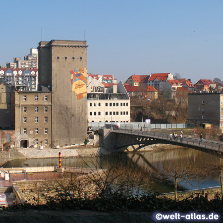 Altstadt bridge between Görlitz and Zgorzelec