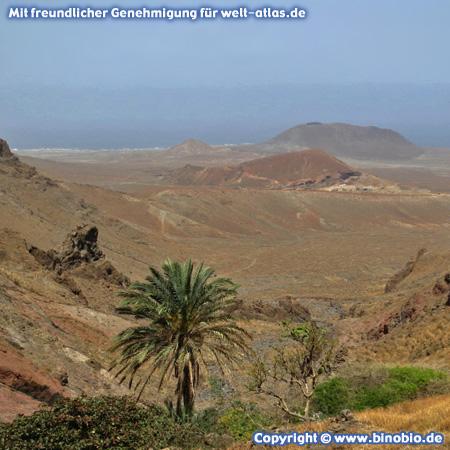 Landschaft Santa Luzia da Terra auf São Vicente, Kapverden – Fotos: Reisebericht Kapverden, kapverden.binobio.de