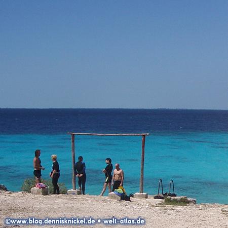 Bahia de Cochinos (Schweinebucht) an der Südküste Kubas - Foto: www.blog.dennisknickel.desiehe auch http://tupamaros-film.de