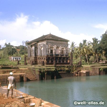 Tempel in Goa