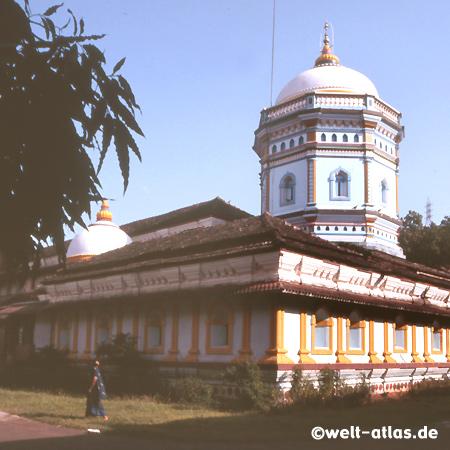 Shree Nagueshi Tempel, Ponda