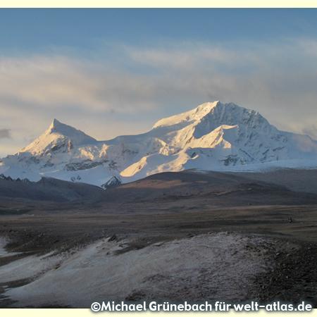Expedition Mount Shisha Pangma, Tibet
