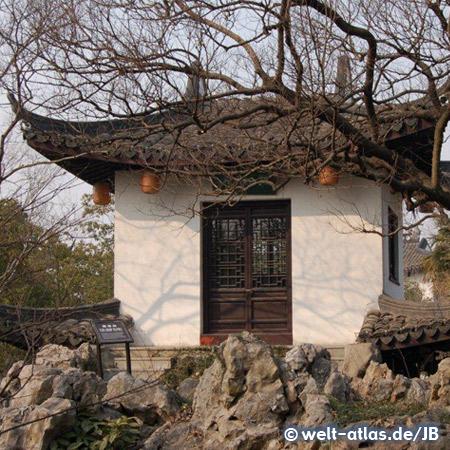 Im Kezhi-Garten von Zhujiajiao