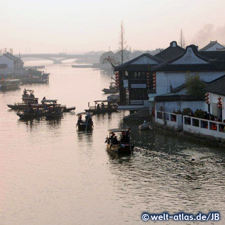 Zhujiajiao - ancient water town, Shanghai