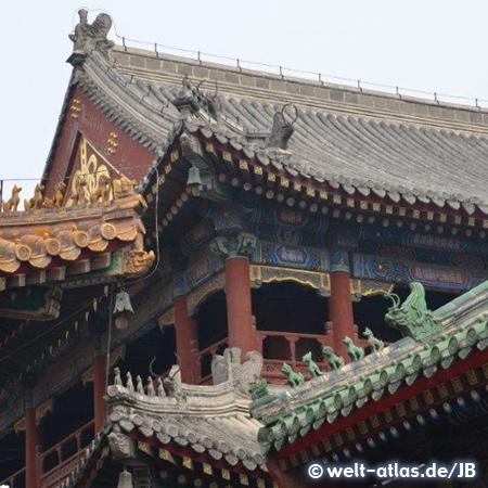 Inside Forbidden City, Beijing