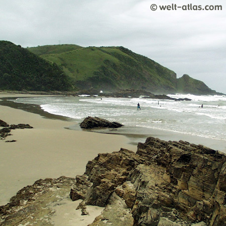 Coast near Port St Johns