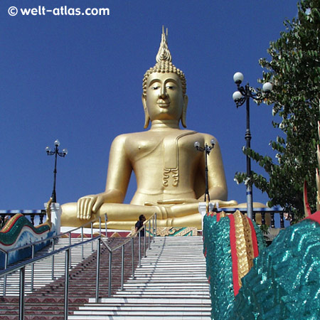 Big Buddha, Koh Samui, Thailand