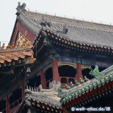 Kaiserpalast, Verbotene Stadt, Beijing