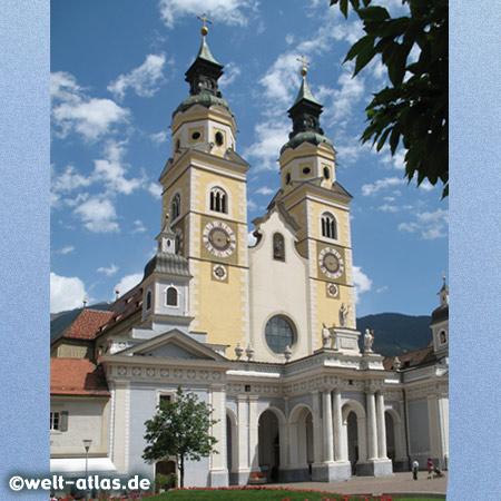Brixner Dom St.Maria u. Kassian,größte Kirche von Brixen im Stil des Barock