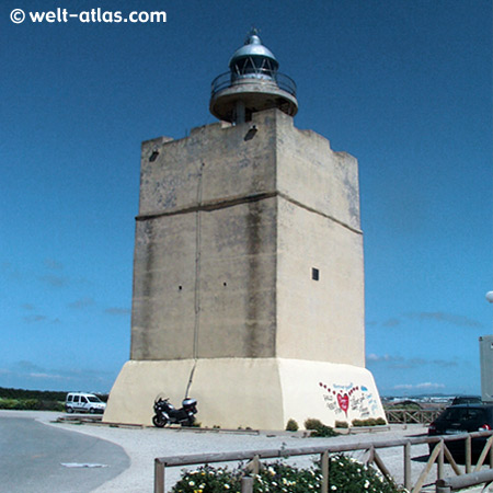 Lighthouse Cabo RochePosition: 36° 18' N | 006° 08' W