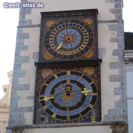 Clock Tower of Old Town Hall, Görlitz