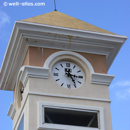 Uhrturm, Chaweng, Koh Samui, Thailand