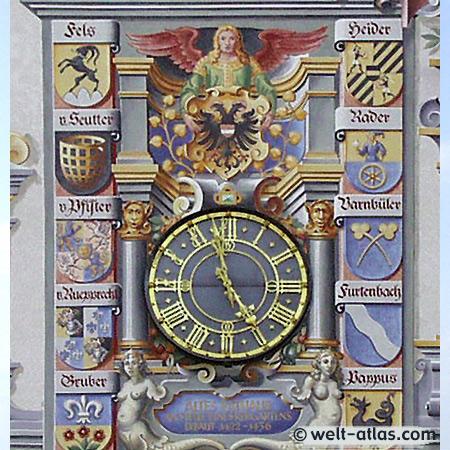 Altes Rathaus in Lindau, Bodensee