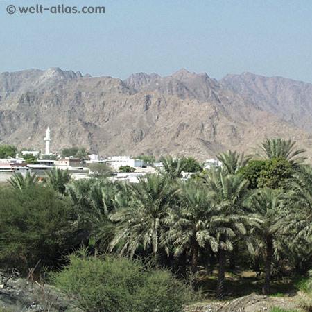 Hajar-Mountains, UAE