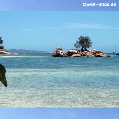 Anse Boudin, Praslin, Seychellen