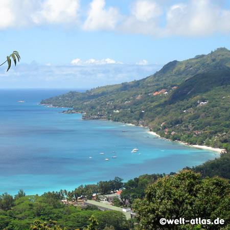 Beau Vallon, Mahé, Seychelles