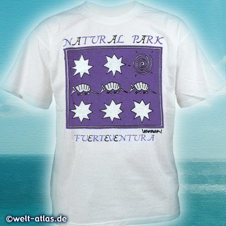 T-Shirt von FuerteventuraUrlaubserinnerung
