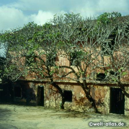 Festung Fort Jesus, Mombasa, von den Portugiesen erbaut, UNESCO-Welterbe