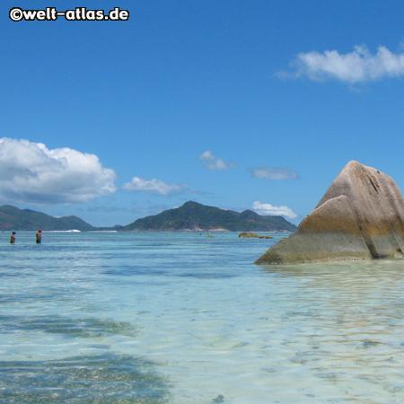 Anse Source d´Argent, La Digue, Beach, Seychelles