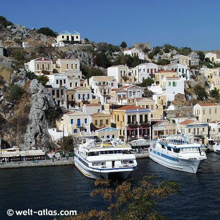 Symi, Dodecanese