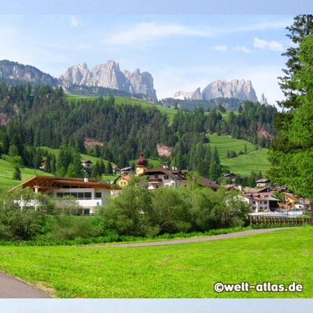 Soraga, Val di Fassa, Dolomites, Trentino, Italy