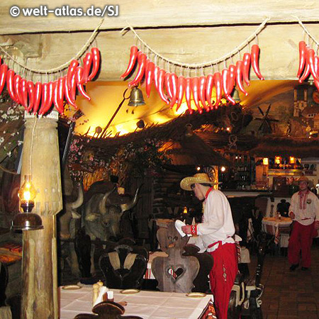 Traditionsreiches Restaurant in Kiew
