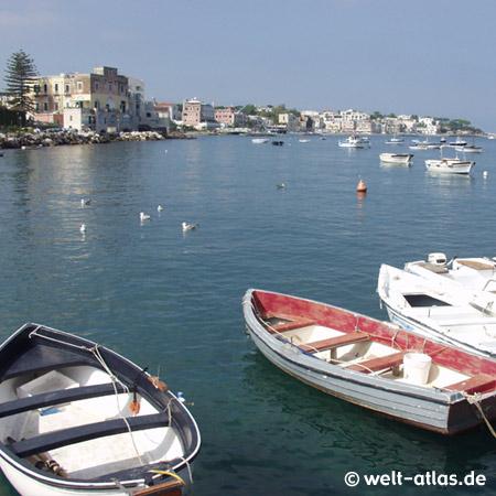 Ischia Ponte, Italien