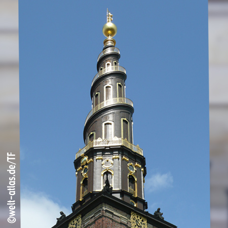 Kirchen In Kopenhagen
