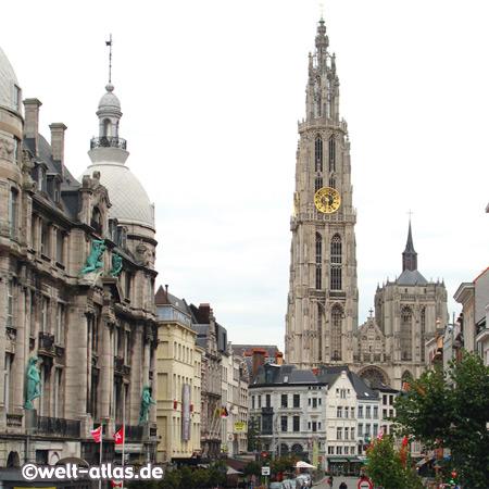 Kathedrale, Antwerpen