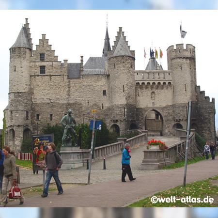 Antwerpen, Burg Het Steen