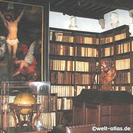 Plantin-Moretus Museum, Bibliothek