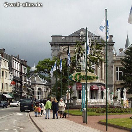 In der belgischen Stadt Spa, berühmt als Kurort, steht das erste Kasino der Welt