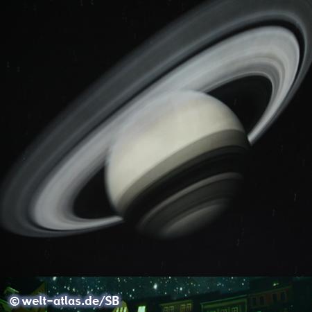 Planetarium Jena, das älteste kontinuierlich arbeitende Planetarium der Welt
