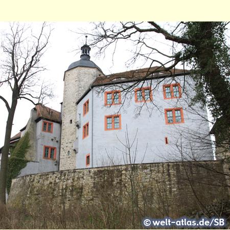 Das Alte Schloss in Dornburg an der Saale