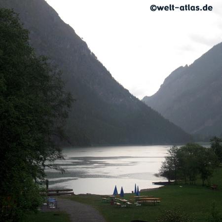 Morgenstimmung am Heiterwanger See, Tirol