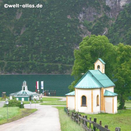 Achensee, größter See in Tirol