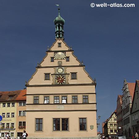 Rothenburg o. d. Tauber, Ratstrinkstube