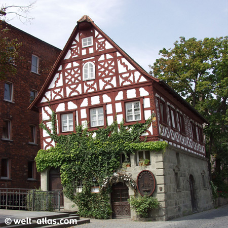 Kammerers Mühle, Forchheim, Mainfranken
