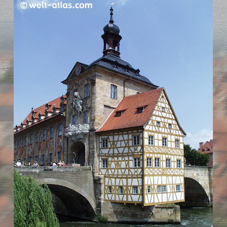 Bamberg, Old Town Hall