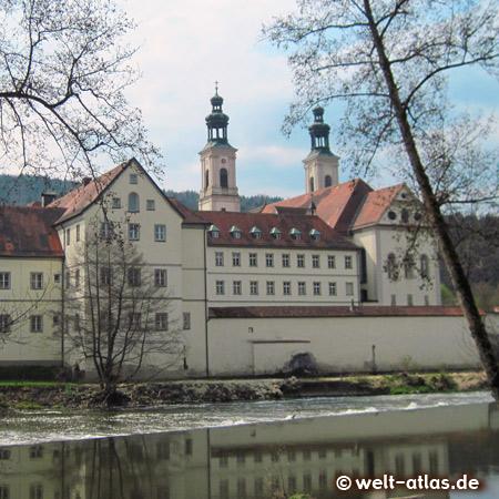 Kloster Pielenhofen an der Naab in Bayern, Wallfahrtsort